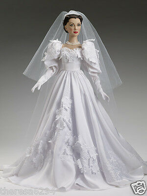 "Tonner-Gone With The Wind- 22"" Scarlett's Wedding Day--Nrfb"