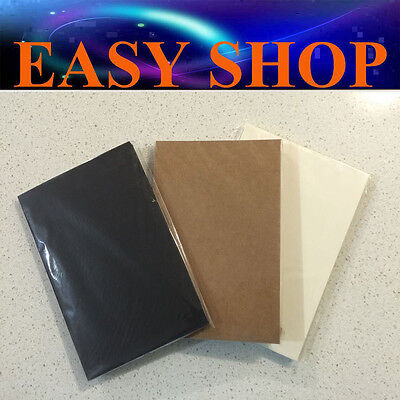 20 Pcs DIY Kraft Brown White Black Wedding Scrapbooking Paper Hand Craft Cards