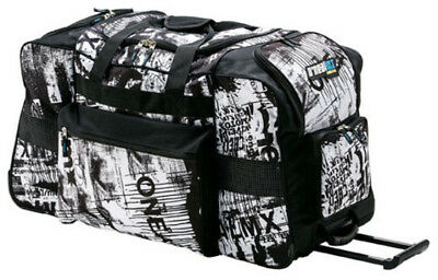 Oneal NEW Mx Toxic Track Wheelie Gearbag Luggage Motocross Dirt Bike Gear Bag