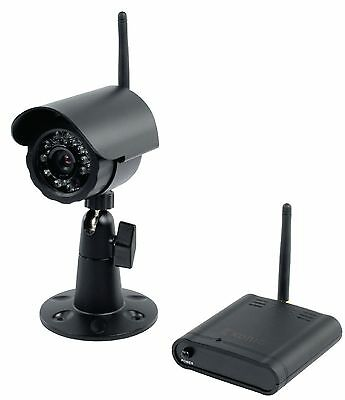 videocamera di sicurezza wireless 5,8 GHz