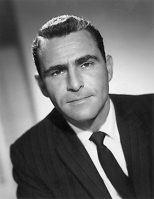 Rod Serling 8X10 Glossy Photo Picture