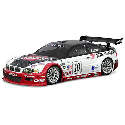 HPI Racing BMW M3 GT Clear Body Shell 200MM 7452