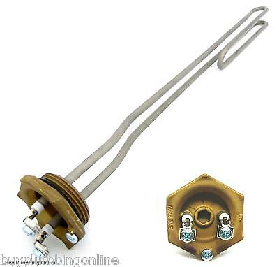 OSO 3KW Immersion Heater 71259 Super S, 20 Series, Solarcyl, F1 series