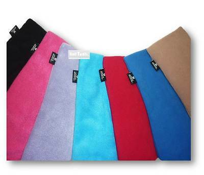 Deluxe Fleece Microwavable Lavender Wheat Bag Heat / Chill Pack: 6 Colours
