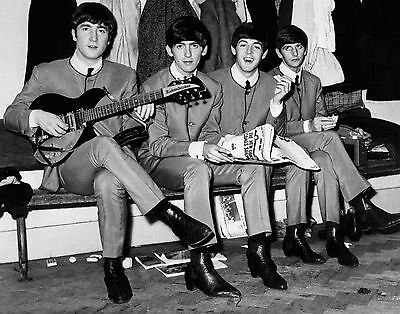 The Beatles 8X10 Glossy Photo Picture Image #8