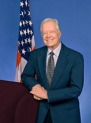 Us President Jimmy Carter 8X10 Glossy Photo Picture