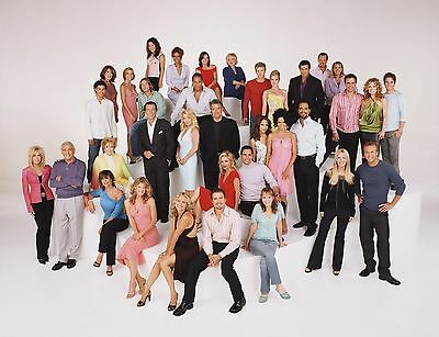 Young And The Restless Cast 8X10 Glossy Photo Picture