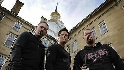 Zak Bagans Ghost Adventures 8X10 Glossy Photo Picture