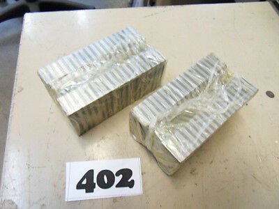 "Magnetic Vee-Block Set Sold In Pairs Only 1-7/8"" X 2-3/8"" X 4"" ***new*** Pic#402"