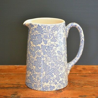 Burleigh Burgess Chintz Tankard Jug Medium (568ml)