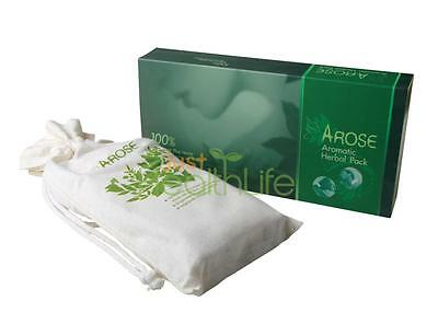 Arose Thai Luxury Aromatic Herbal Thermo Therapy Wheat Bag Hot Pak Body Pillow