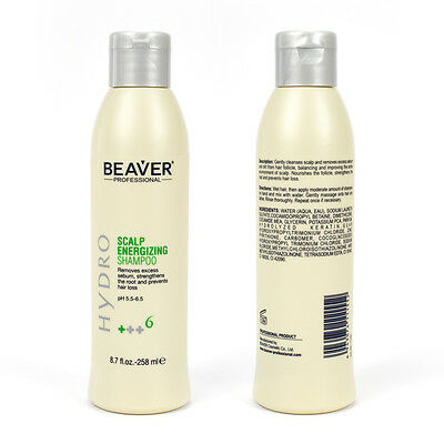 Hair Loss Keratin Shampoo Thickening Hair Regain Scalp Energizing Hair Growth