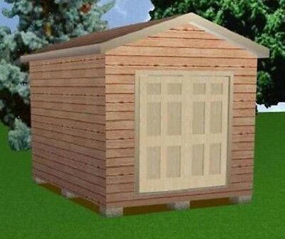 Shed plans free 12x12 rubber tile sheds nguamuk for Material list for shed