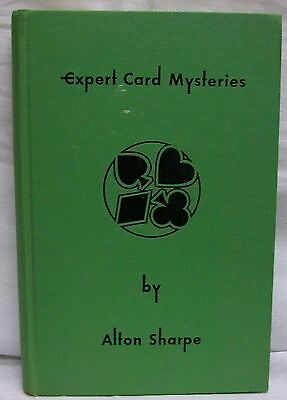 Expert Card Mysteries by Sharpe, Alton signed