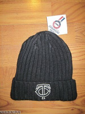 c6b63821e1fdce Minnesota Twins Dark Navy Knit Stocking Hat~Cap~Beanie~Ladies Or Youth Fit