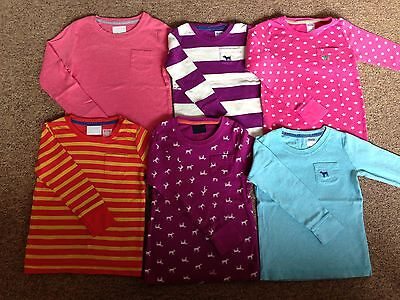 Girls Ex Mini Boden Everyday Top Tshirt 18-24 2 3 4 5 6 7 8 9 10 11 12 13 14 Yrs