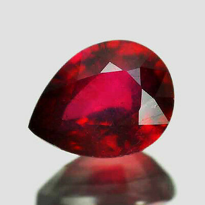 1.60 CT   RUBIS NATUREL  VS  pierres précieuses fines GEMS 131839