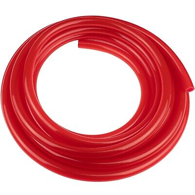 "20 feet 3/8""(9.5mm) id Fast Flow Fuel Line RED for Kart/ATV/Boat/Jetski/Hotrod"