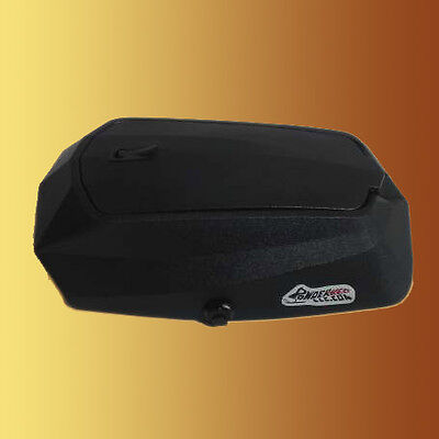Powder Keg XP120CM Combo for Skidoo Snowmobiles Storage Box and Fuel