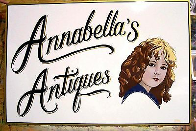 3' x 2' Metal *YOUR* Deluxe Design -- CUSTOM Painted SIGN