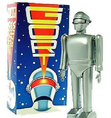 GORT The Day The Earth Stood Still Robot wind-up toy  22cm Rocket USA
