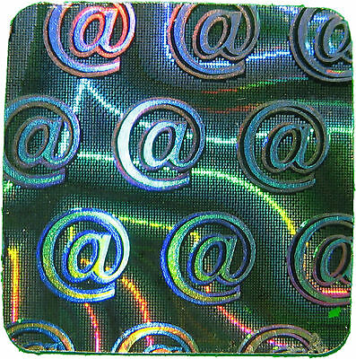 Security Stickers Tamper Proof Label Hologram Stickers @ At Sign