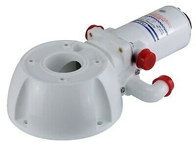 MARINE TOILET MACERATOR AND PUMP TMC BOAT TOILET PUMP NEW with Seal Kit