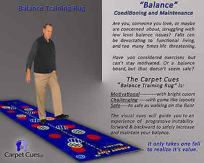 Balance Conditioning for Seniors