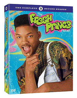 Fresh Prince of Bel-Air: The Complete Second Season [4 Discs] (DVD New)