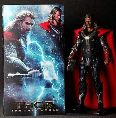 The Dark World Thor 12'' with hammer Statue Figure New in Box