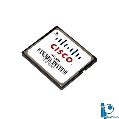 MEM-CFC512 - Cisco 512 MB Compact Flash
