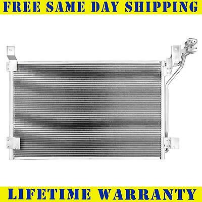 4011 Ac A/c Condenser For Mercury Lincoln Ford Fits Town Car Marquis Crown Vic