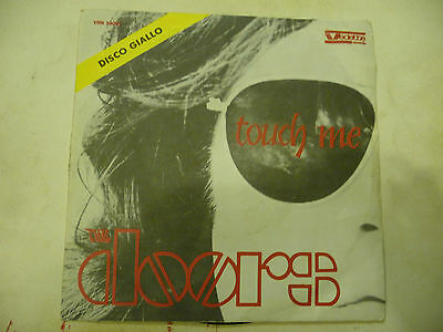 "THE DOORS""TOUCH ME-disco 45 giri VEDETTE Italy 1968"" RARE PERFETTO"