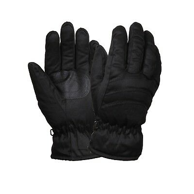 4945 Rothco Black Thermoblock Insulated Cold Weather Hunting Gloves