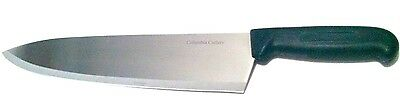 """12"""" Columbia Cutlery Chef Knife - Black Handle - Brand New and Very Sharp!!"""