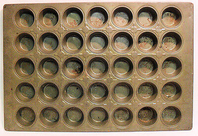 Industrial Professional Cupcake Muffin Pan 35 Cup