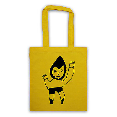 BJORK army of me tote bag shopper different colours- POST 90'S INDIE