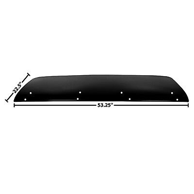 1967 1968 1969 Chevy Camaro Trunk Lid with Spoiler Holes