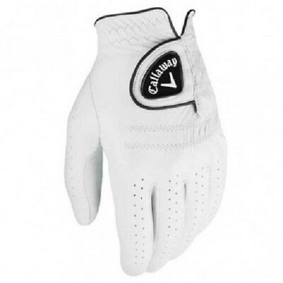 NEW! Callaway Warbird Syn Leather Golf X Large Left Gloves for Right Handed Mens