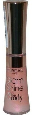 L'Oreal Glam Shine Miss Candy Lipgloss- 710 Pink Treat
