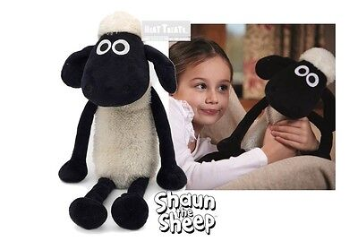 SHAUN The SHEEP Fully Microwaveable Toy Luxury Fur & Lavender Scented Character