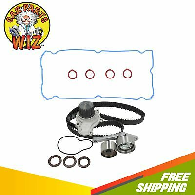 Timing Belt Kit w/ Valve Cover Fits 01-02 Chrysler PT Cruiser 2.4L 16V DOHC