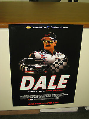 DALE EARNHARDT SR  36 X 24 Poster Still King Of The Hill 1991 Pure