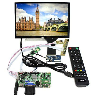 HDMI VGA 2AV Audio USB Controller board kit 10.1inch IPS LCD Panel Touch Screen