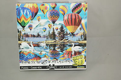 wholesale Job Lot carboot of 24 3d jigsaws