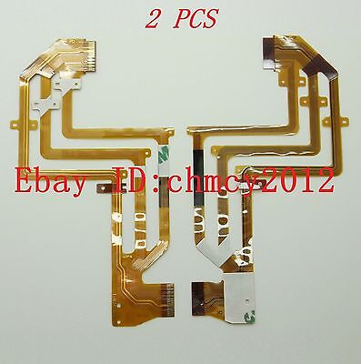 2pcs FP-807 LCD Flex Cable For SONY Super steady shot HDR-SR11E HDR-SR12E
