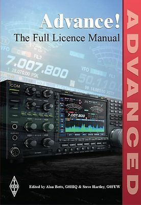 Advance Licence Manual - Ham or Amateur Radio - Full Licence Training Book