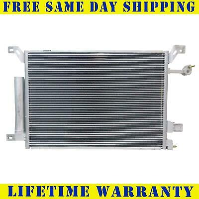 3791 Ac A/c Condenser For Ford Fits Mustang 4.0 4.6 5.4 V6 6Cyl V8 8Cyl