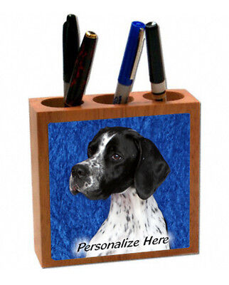 Pointer   ( 18  )   Personalized  Pencil and Pen Holder