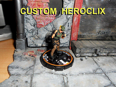 CUSTOM Heroclix JANE FOSTER LE #206 LE Limited Edition Xplosion (Paramedic)